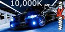 10000k Xenon Lights
