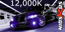 12000k Xenon Lights