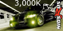 3000k Xenon Lights