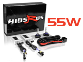 H1 Xenon Kits Lights Conversions Headlights Bulbs 55w Digital HID conversion kit