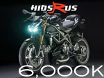 Aprilia RSV Tuono Xenon Kits Lights Conversions Headlights Bulbs 6000k Xenon lights