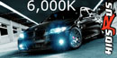 6000k Xenon Lights