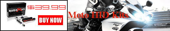 Motorcycle HID Kits